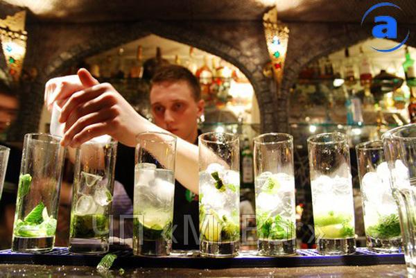 тысяч сколько получают бармены в москве только