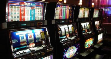 азартные игры, автоматы