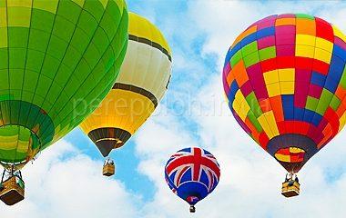 воздушный шар, полет, одесса, аттракцион