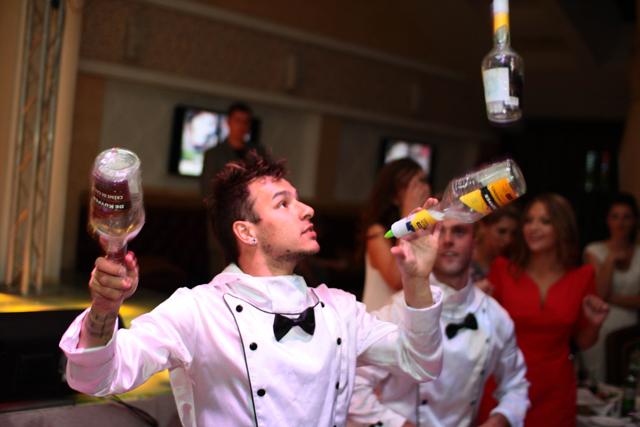 Bartender Show