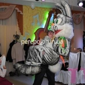 Ростовая кукла Кролик Одесса