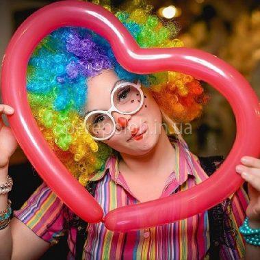 клоун в садик одесса