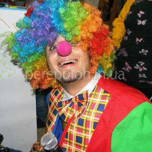 заказать клоуна в одессе