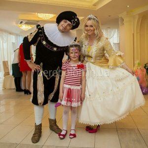 принц и принцесса одесса