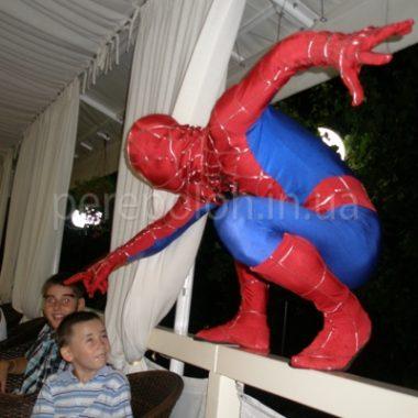 человек паук, спайдер мэн, детский праздник, одесса