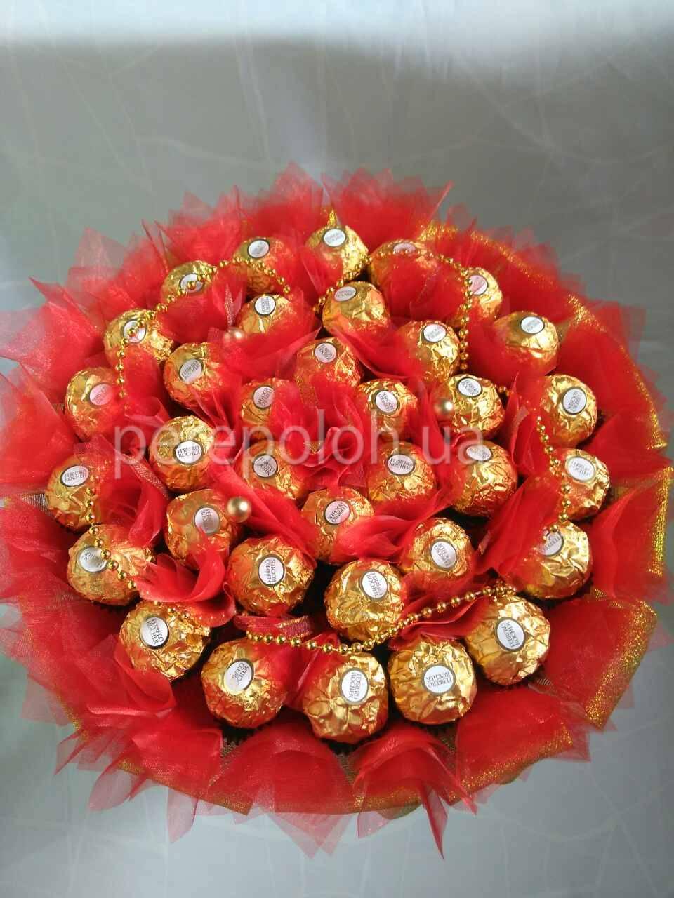 букет из конфет Одесса