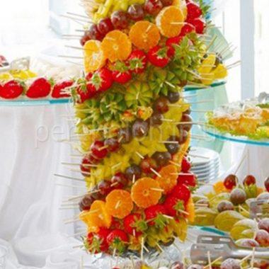 фруктовая пальма, пальма из фрукт, одесса