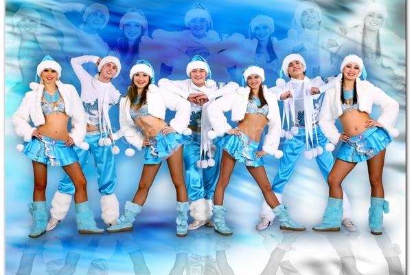 шоу балет, танцовщики, шоу программа в одессе