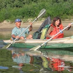 активный отдых, соревнования на байдарках, отдых на природе Одесса