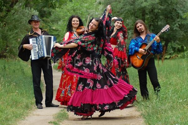цыганский коллектив одесса