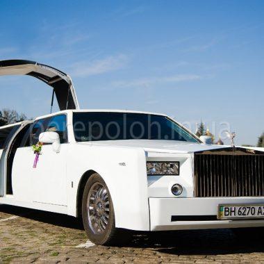 аренда лимузина на свадьбу, авто для свадьбы