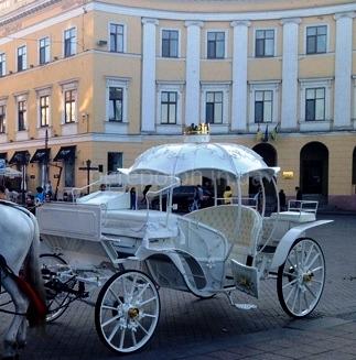 аренда белой кареты в одесса