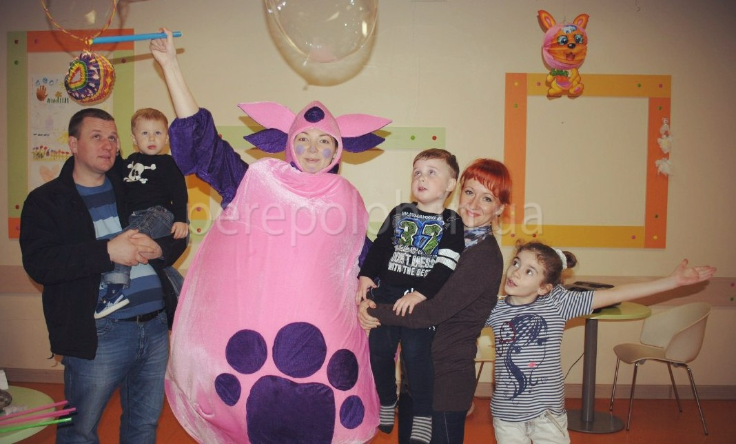 программа для детей, детский праздник одесса