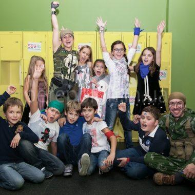 школа спецназа для детей, детская программа