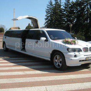 аренда лимузина на свадьбу Одесса, аренда БМВ Х5 Одесса, аренда авто