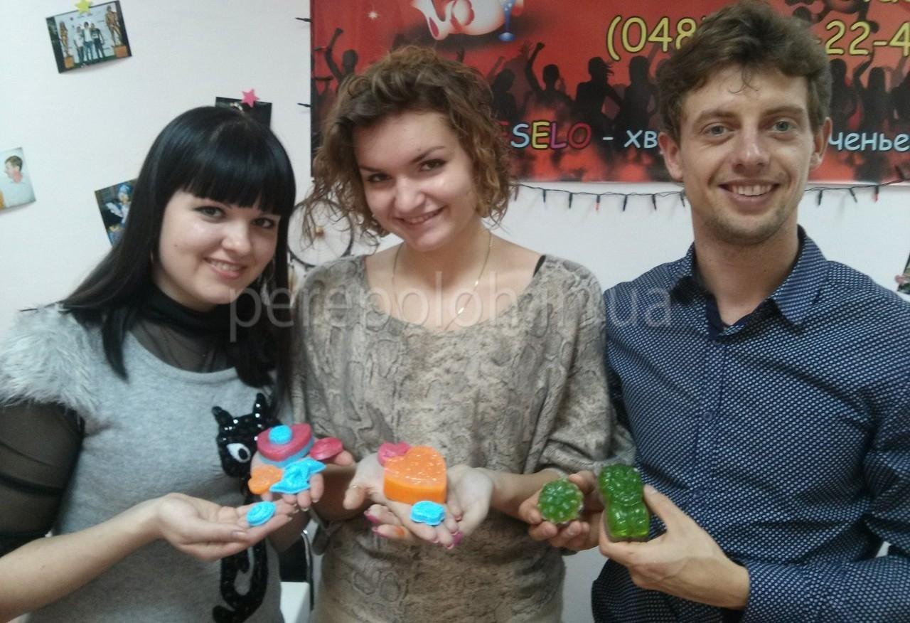 сделать мыло в Одессе, мастер-класс по мыловарению в Одессе, Ароматное мыло в Одессе своими руками