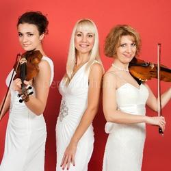музыкальное трио в Одессе, женский ансамбль в Одессе, музыканты Одессы, живая музыка на праздник в Одессе