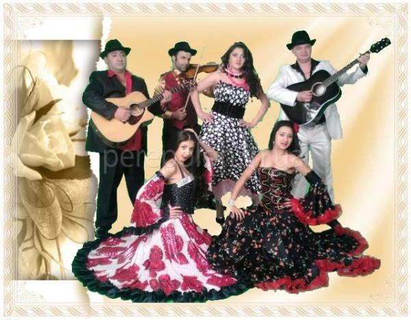 цыганский ансамбль в Одессе, цыгани на праздник в Одессе, музыка на праздник в Одессе, заказать музыкантов в Одессе