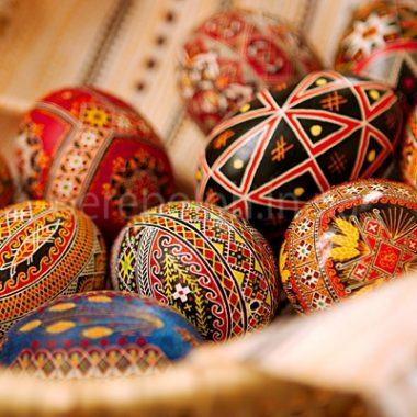 мастер-класс по росписи яиц в Одессе, мастер-класс по писанкам в Одессе, научиться делать писанки в Одессе