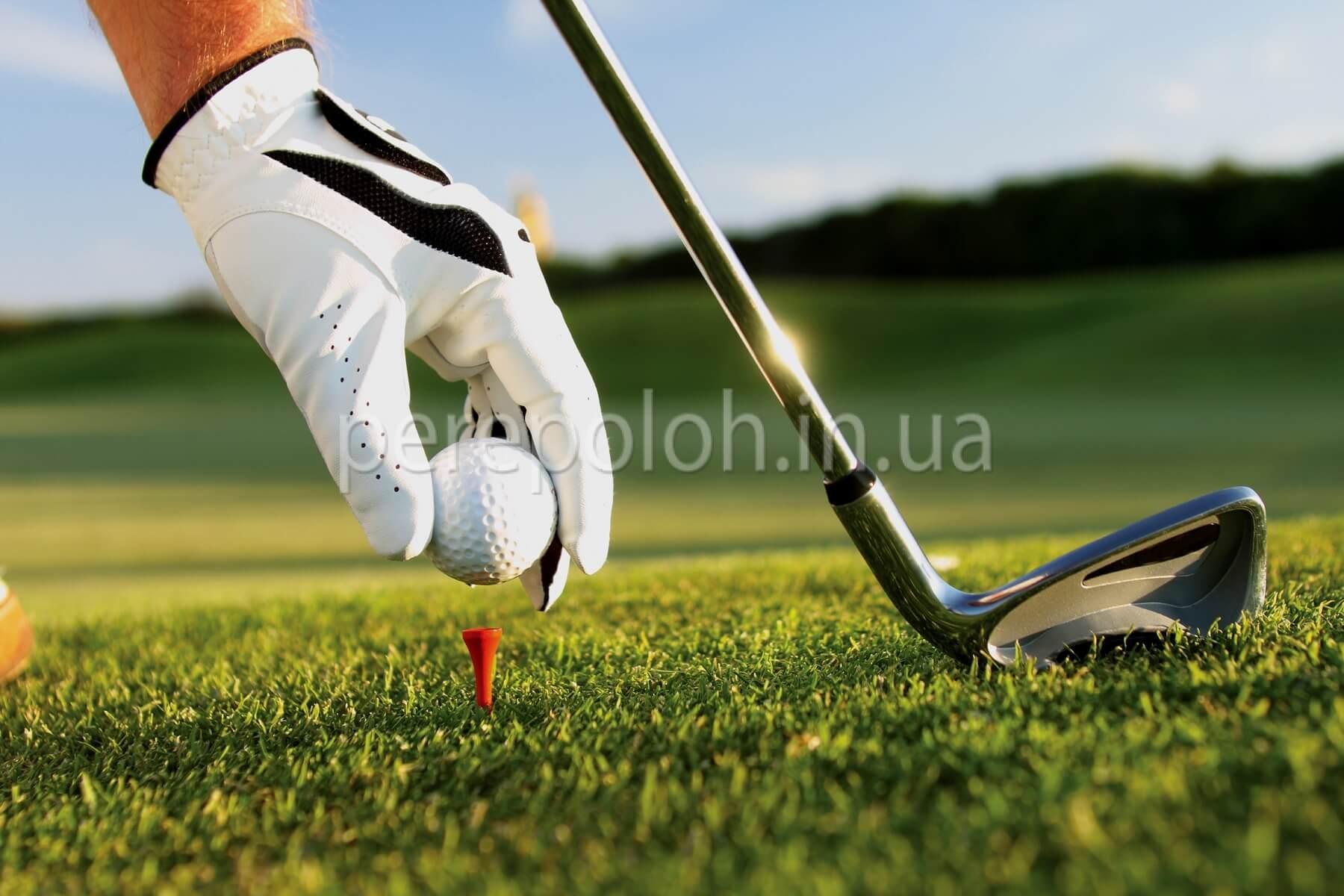 Мастер-класс по гольфу в Одессе
