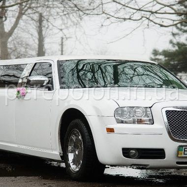 аренда авто, лимузин на свадьбу одесса
