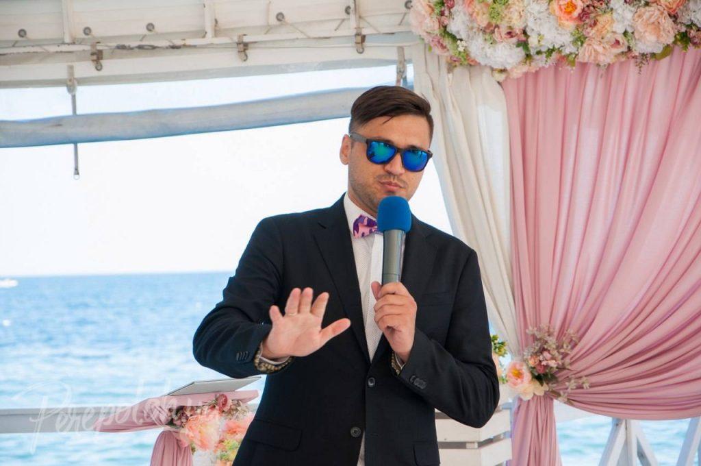 Ведущий Влад в Одессе