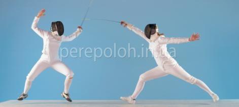 Мастер-класс по фехтованию в Одессе