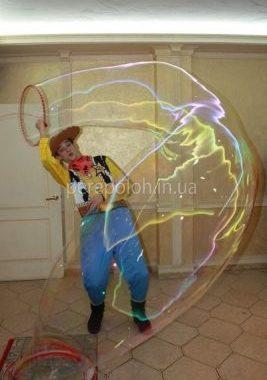 мыльные пузыри, детские программы одесса, шоу мыльных пузырей в одесса