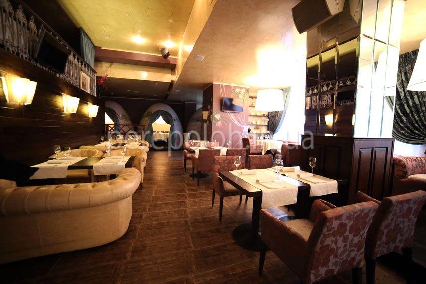 Ресторан на 5 станции большого фонтана