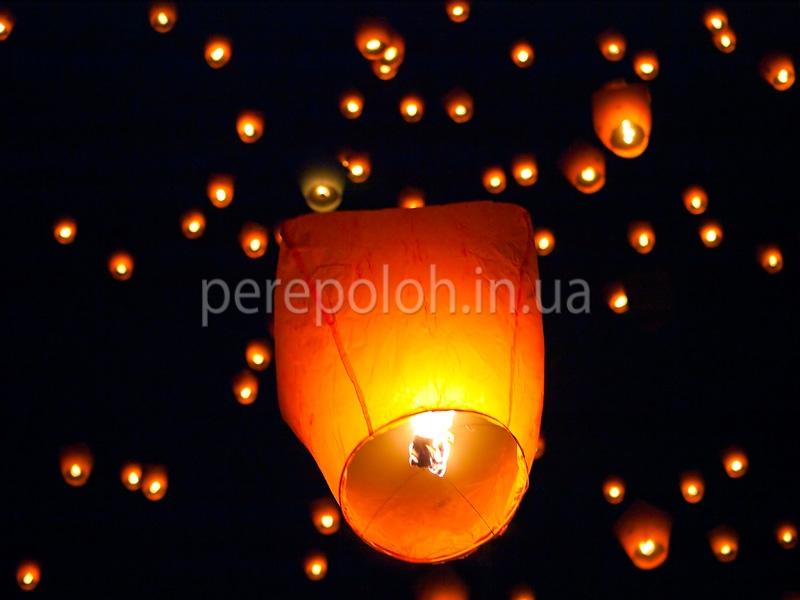Небесные фонарики, Одесса