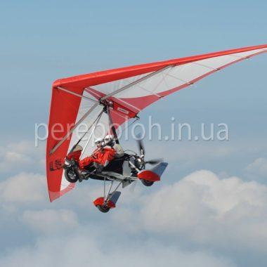 Полет на дельтаплане Одесса