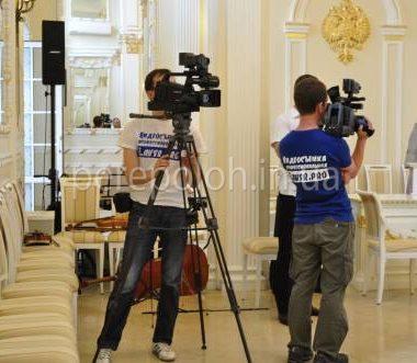 Многокамерная видеосъемка Одесса