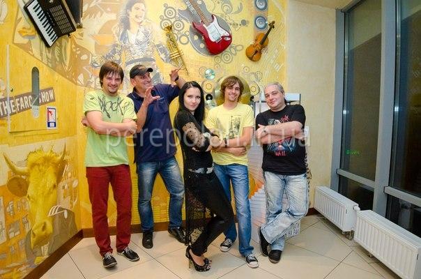 Кавер-группа из Одессы