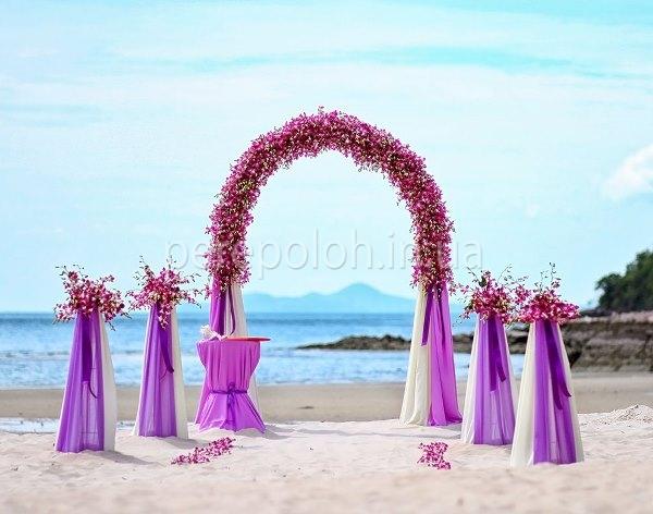 Свадебная арка, Одесса