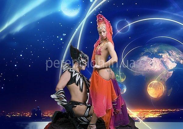 Эротический дуэт, Одесса