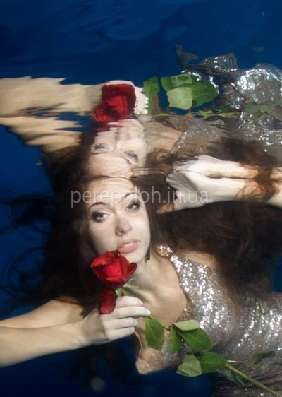 Фотосессия под водой, Одесса