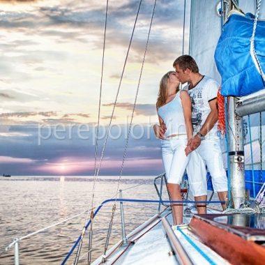 Свидание на яхте, Одесса