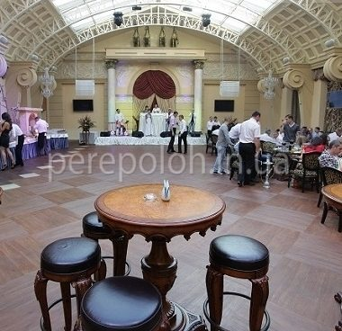 Клуб-ресторан в Одессе