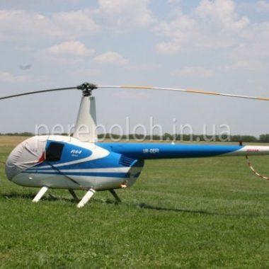 Полет на вертолете Одесса