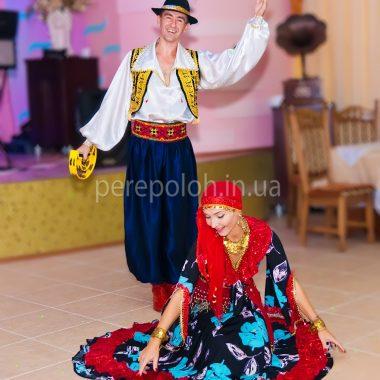 Танцевальный номер цыганский Одесса