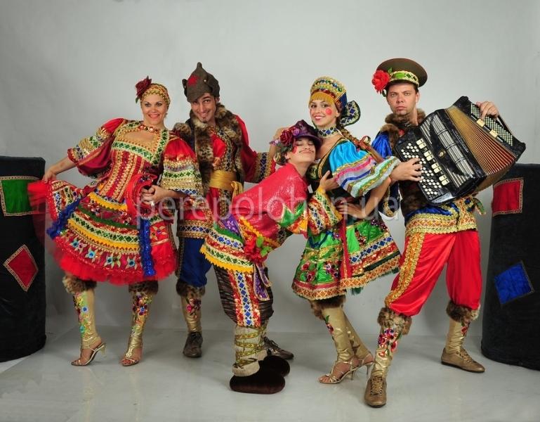Ансамбль песни и пляски на праздник в Одессе