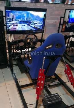 Автомобильный симулятор, Одесса