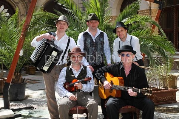 Фольклорная кавер-группа Одесса