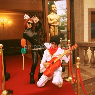 Хостесс Гага и Элвис, Одесса