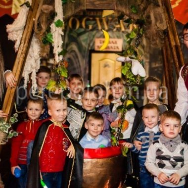 Школа магии и волшебства Хогвартс, Одесса