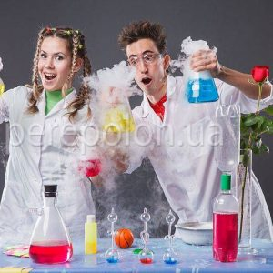 химическое шоу длл детей