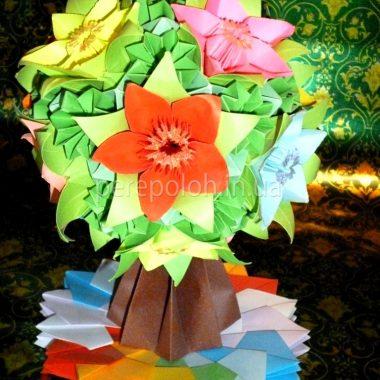 Мастер-класс по оригами, Одесса