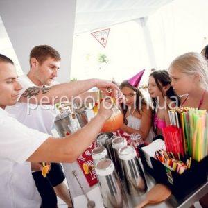 мастер класс для детей от бармена одесса