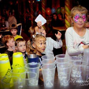 мастер класс по приготовлению коктейлей для детей одесса
