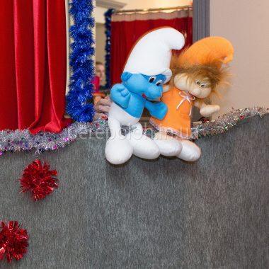 Кукольный спектакль Одесса